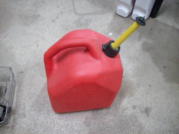 Photo Free Gas  used oil (Gravois Mills)