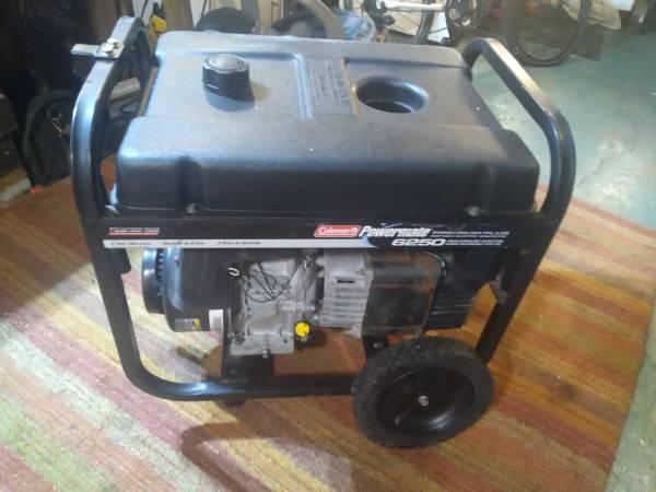 Photo Generator by Coleman powermate 6250 - $300 (st.louis)
