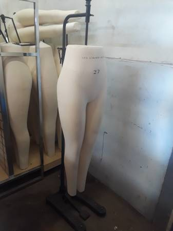 Photo Lower Female Mannequin WStand - $50 (Conway Springs)