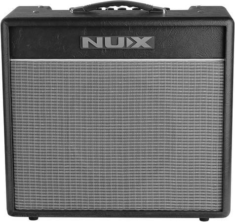 Photo NUX Mighty 40 BT 40-Watt 10-Inch Bluetooth Guitar Amp, Mint - $140 (KCMO Downtown)