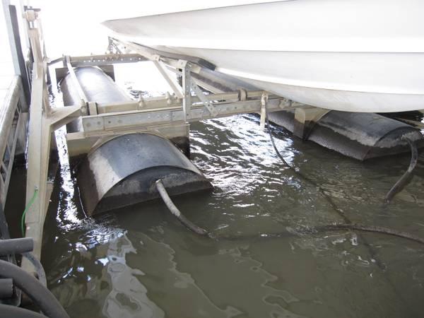 Photo Poly Lift Boat Lift 10,000LBS Heavy Duty - $10,500 (Lake of The Ozarks, MO)