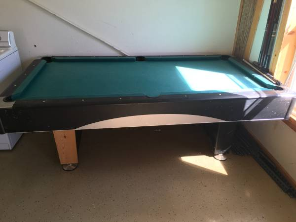 Photo Pool Table and Air Hockey Table - $150 (Climax Springs)