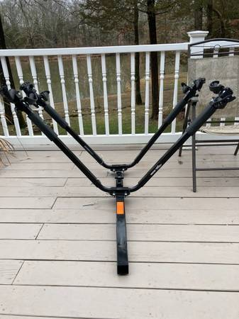 Photo Reese Bike Rack - $90 (Dittmer)