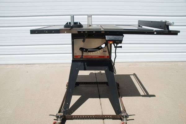Photo Sears Craftsman 10quot Table Saw - $275 (Camdenton)