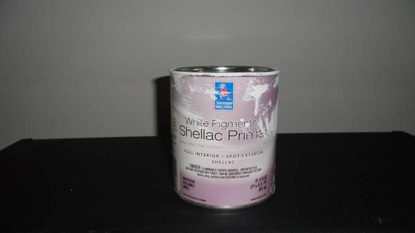 Photo Sherwin Williams shellac primer - $5 (Independence)