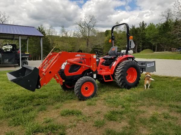 Photo Tractor for sale - $18,500 (DIXON)