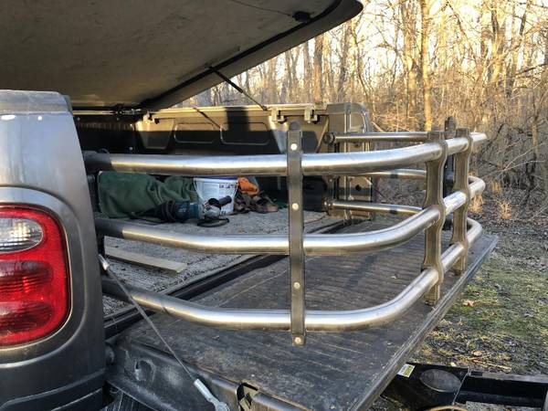 Photo Truck Bed Tailgate Extender - CHECK THIS OUT - $75 (Eldon, MO)