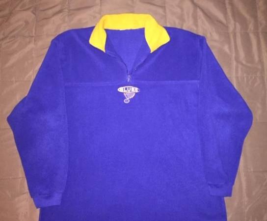 Photo Vintage Style St Louis Blues NHL Sweatshirt 90s Sweater Adult Size - $10 (St. Charles)