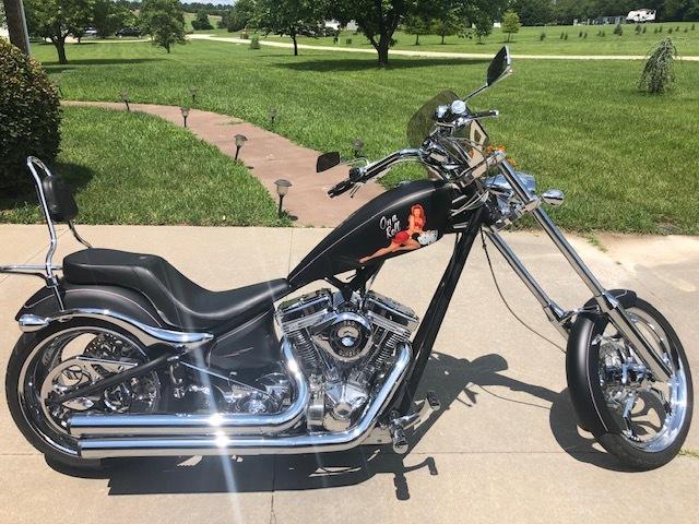 Photo Used 2009 Big Dog Motorcycles Custom Motorcycle  $16500