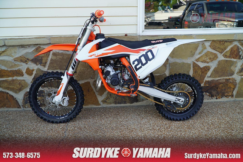 Photo Used 2020 KTM Dirt Bike Motorcycle  $5999