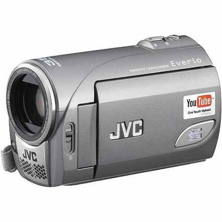 Photo camcorder jvc new in the box - $145 (lees summit)