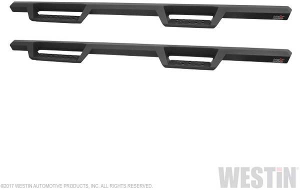 Photo 07-19 ChevyGMC 15002500 Westin HDX Drop Nerf Step Bars - $250 - $250 (lubbock)