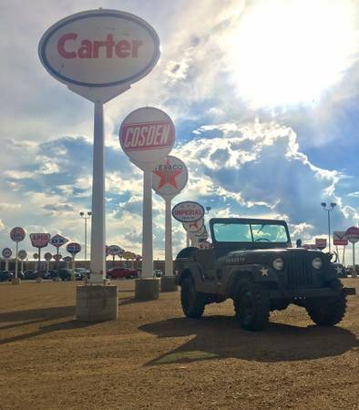 Photo 1960 m38a1 willys jeep - $10000 (Lubbock)