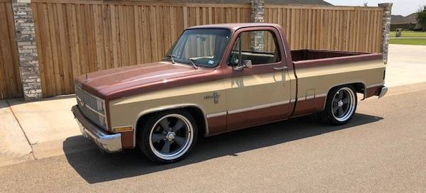 Photo 1982 Chevrolet C10 - $16000