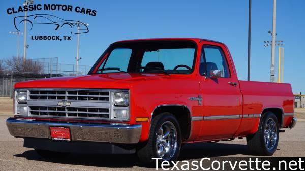 Photo 1985 Chevrolet C10 - $29980 (Lubbock)