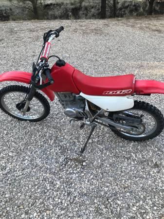 Photo 2000 Honda XR 100 - $900 (Lubbock Area)