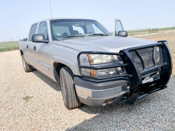 Photo 2004 Chevy Silverado 1500 - $4,500 (new deal)