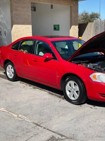 Photo 2008 Chevy Impala - $3200