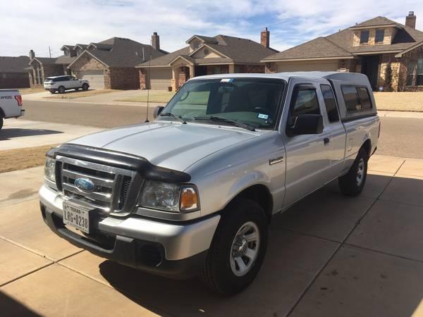 Photo 2008 Ford Ranger - $8990 (Lubbock, TX)