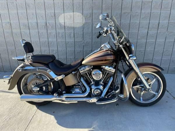 Photo 2012 Harley-Davidson CVO Softail Convertible FLSTSE3 - $14,751 (Harley-Davidson CVO Softail Convertible)