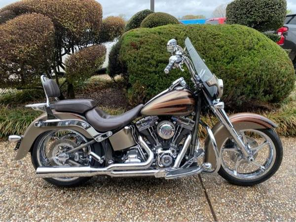 Photo 2012 Harley-Davidson CVO Softail Convertible FLSTSE3 - $11,994 (Harley-Davidson CVO Softail Convertible)