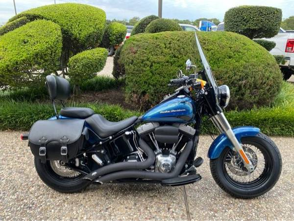 Photo 2014 Harley-Davidson Softail Slim FLS - $12,991 (Harley-Davidson Softail Slim)