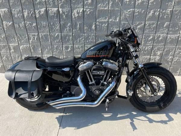 Photo 2015 Harley-Davidson XL1200X Sportster Forty-Eight - $8,991 (Harley-Davidson XL1200X Sportster Forty-Eight)