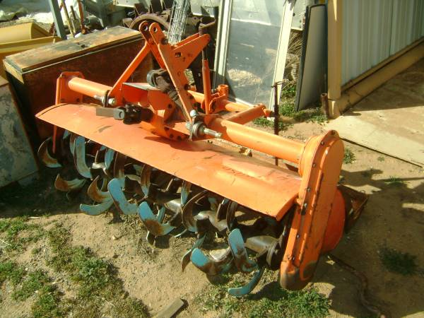Photo 3-Point Tandem Disc and 3-Point Mount Roto Tiller - $950 (Lubbock, Texas)