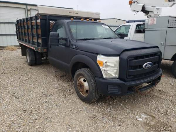 Photo FOR PARTS A COUPLE OF 2011 F250 F350 DUALLY 6.7 DIESEL ENGINE 2X4 4X4 (NEVADA TX 75173)