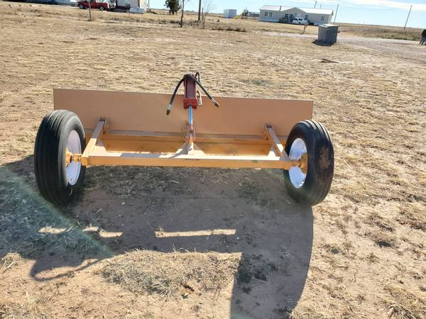 Photo Farm Equipment  Land Plane - $1600