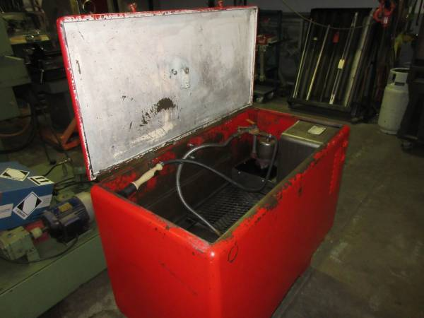 Photo Graymills Parts Washer - USED - $250 (Lubbock, TX.)