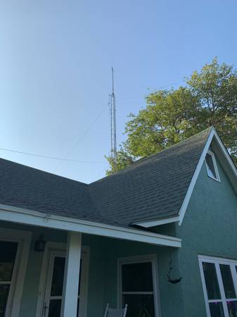 Photo Ham Radio Tower Climber (Slaton)