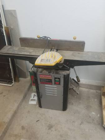 Photo Jointer planer - $200 (Lubbock)