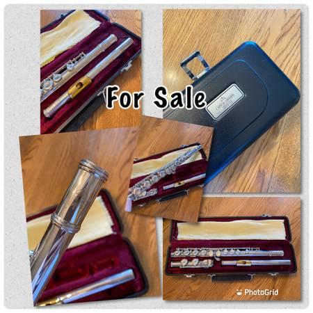 Photo Jupiter Capital Flute - $500 (Canyon)