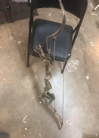 Photo Oneida Eagle bow - $150 (Lubbock)