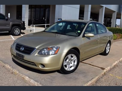Photo Used 2002 Nissan Altima  for sale