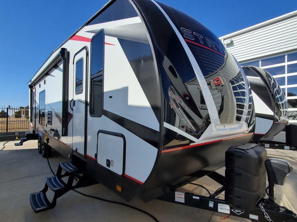 Photo 2021 Cruiser Rv Stryker Trailer ST 2916 $51497