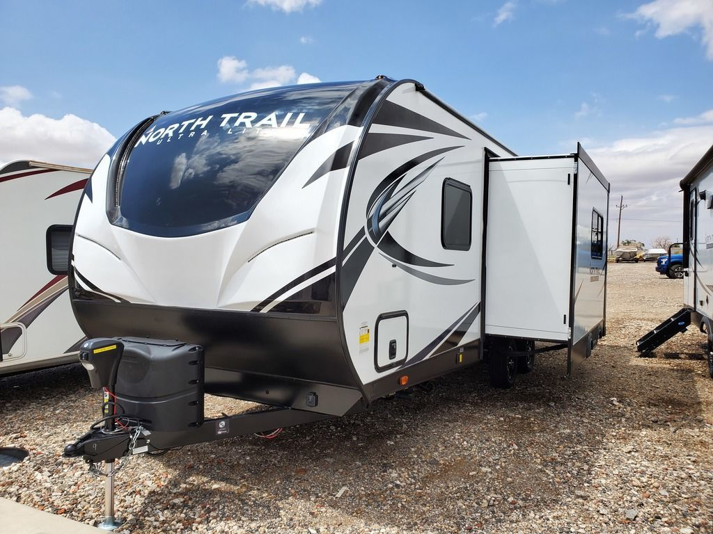 Photo 2021 North Trail Travel Trailer RV  $25997