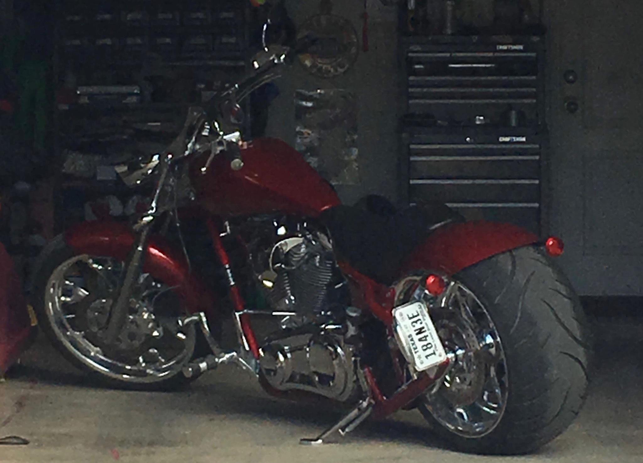 Photo Used 2006 Big Dog Motorcycles Custom Motorcycle  $12800