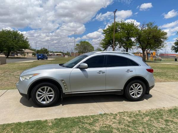 Photo gtgtgt $1,500 DOWN  2009 INFINITI FX-35  BUY HERE PAY HERE  - $1,500 (www.DEPOTAUTOSALES.com)