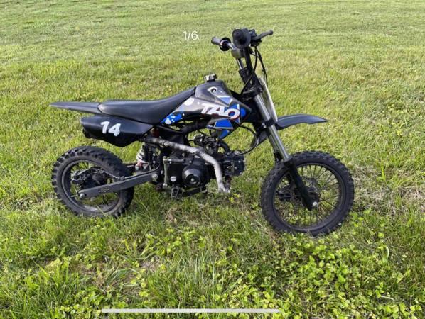 Photo 125cc 4-speed Dirt bike  Pit Bike - $1,000 (Henrico)