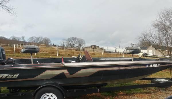 Photo 1986 Nitro Bass Boat - $4,000 (Rice)