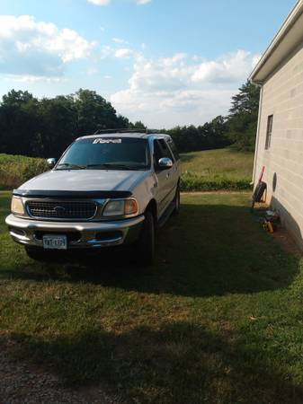 Photo 1997 Ford Expedition 4x4 - $1,300 (Gretna)