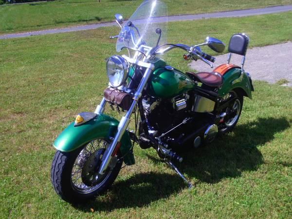 Photo 2001 INDIAN SPIRIT-10991 MILES - $11,995 (Timberville)