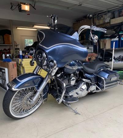 Photo 2003 Harley Davidson Electra Glide Classic - $7,950 (Roanoke)