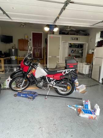 Photo 2006 Kawasaki KLR 650 - $3,350 (Chester)