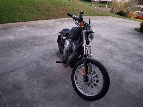 Photo 2007 Harley Davidson Sportster 883 - $2,300 (Lynchburg)