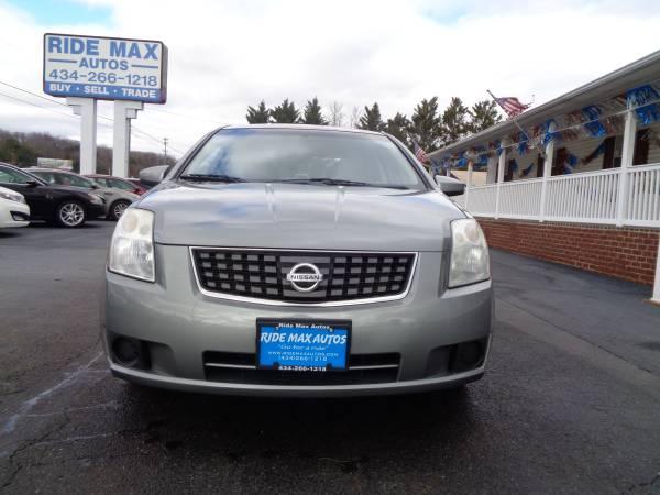 Photo 2007 Nissan Sentra Super Low Miles 41-K Mint Condition - $4999 (Lynchburg VA)