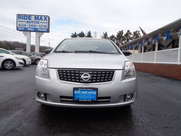 Photo 2009 Nissan Sentra SL Clean Carfax One Owner Loaded UP Very Low Miles - $4999 (Lynchburg VA)