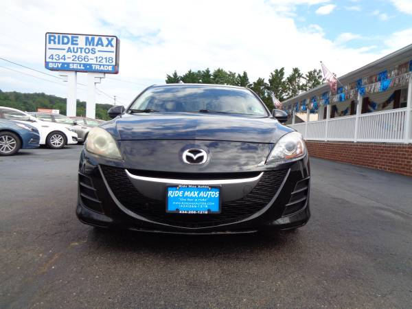 Photo 2010 Mazda Mazda3 Touring One Owner Great Condition Clean Title - $4999 (Lynchburg VA)